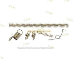 SHS Full Steel Gearbox Spring set for Ver. 7